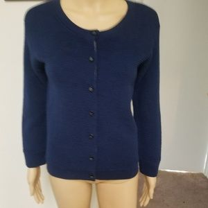 Marc Jacobs navy blue sweater. Size medium.